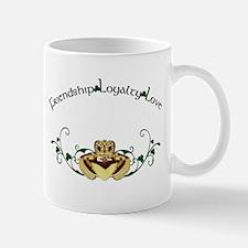 Irish Claddagh Mugs