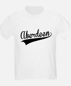 Aberdeen, Retro, T-Shirt