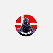 Holger Danske Vågner Mini Button