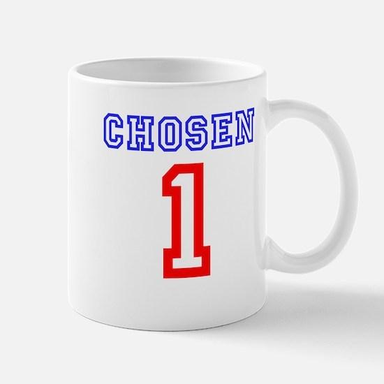 CHOSEN 1 Mugs