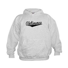 Abstinence, Retro, Hoodie