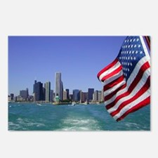 Chicagoland Postcards (Package of 8)