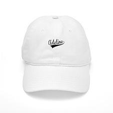 Adeline, Retro, Baseball Baseball Cap