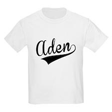 Aden, Retro, T-Shirt