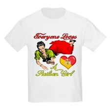 Everyone Loves a Sicilian Girl T-Shirt