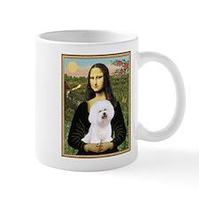 Mona Lisa (new) & Bichon Frise 1 Mug