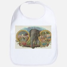 vintage Elephant picture gifts Bib