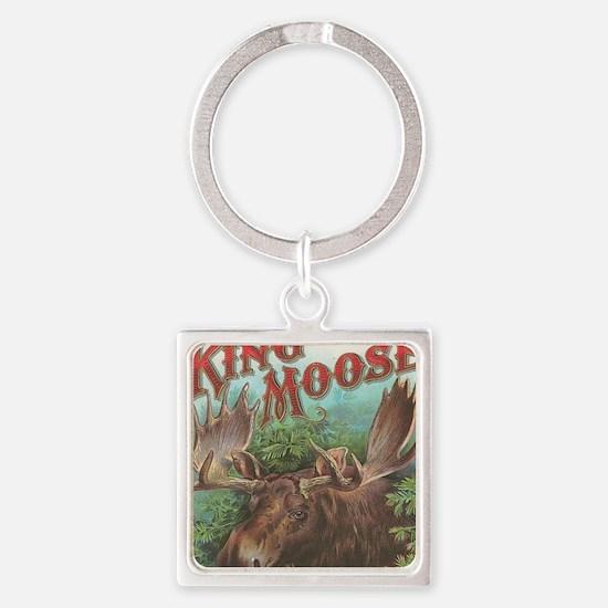 vintage Moose gifts Keychains