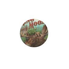 vintage Moose gifts Mini Button