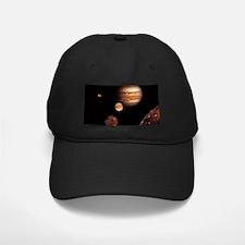 Jupiter and Galilean Moons Baseball Hat