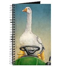 Embden Goose Journal