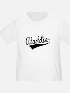 Aladdin, Retro, T-Shirt