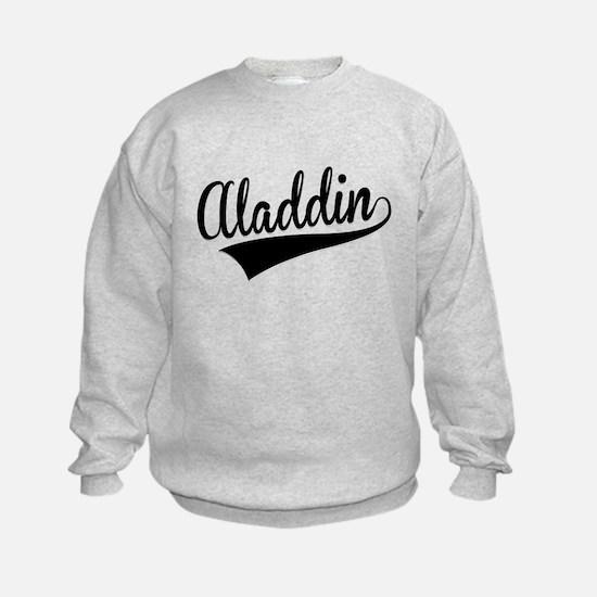 Aladdin, Retro, Sweatshirt