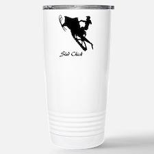 Sled Chick Travel Mug