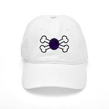 Grape and Crossbones Baseball Cap