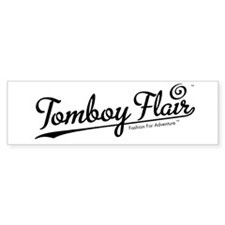 Tomboy Flair™ Fashion For Adventure™ Bumper Sticke