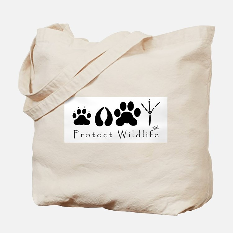 pawprints.jpg Tote Bag