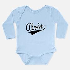 Alvin, Retro, Body Suit