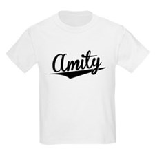 Amity, Retro, T-Shirt