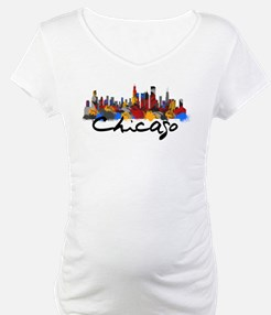 Chicago Illinois Skyline Shirt