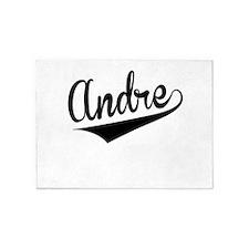 Andre, Retro, 5'x7'Area Rug