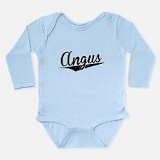 Angus, Retro, Body Suit