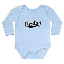 Ansley, Retro, Body Suit
