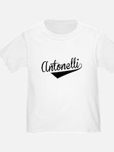 Antonelli, Retro, T-Shirt