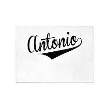 Antonio, Retro, 5'x7'Area Rug