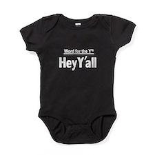 Hey Yall Baby Bodysuit