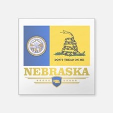 Nebraska DTOM Sticker