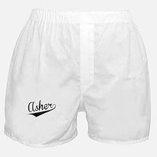 Asher, Retro, Boxer Shorts