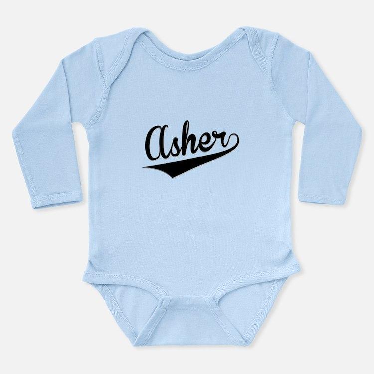 Asher, Retro, Body Suit