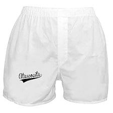 Atascocita, Retro, Boxer Shorts