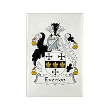 Everton Rectangle Magnet