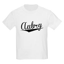 Aubry, Retro, T-Shirt