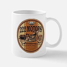 222 Motors Leather Store Mugs
