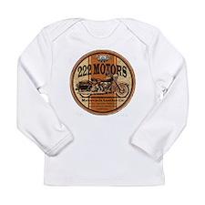 222 Motors Leather Store Long Sleeve T-Shirt
