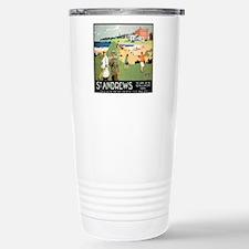 Unique Sports and golf Travel Mug