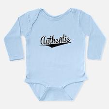 Authentic, Retro, Body Suit
