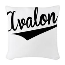 Avalon, Retro, Woven Throw Pillow