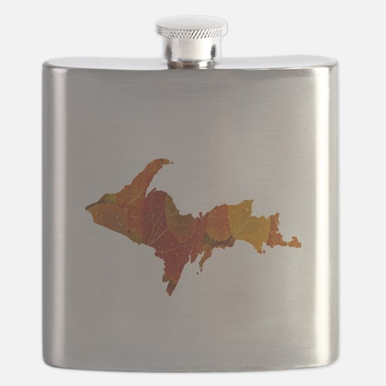 Autumn Leaves U.P. Flask