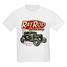 RatRod color-tee WHT3 T-Shirt