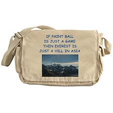 PAINT6 Messenger Bag