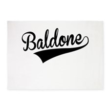 Baldone, Retro, 5'x7'Area Rug