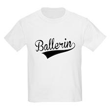 Ballerin, Retro, T-Shirt