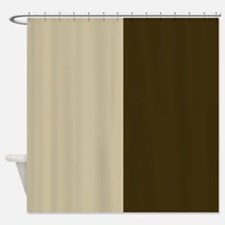 Cream Colored Shower Curtains Cream Colored Fabric Shower