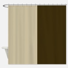 Cream Colored Shower Curtains Cream Colored Fabric Shower Curtain Liner