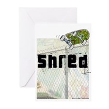 Shred (Pack of 6)