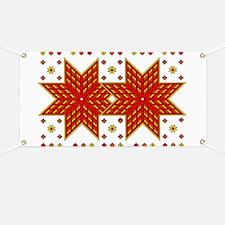 Warm Quilt Banner